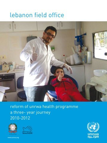 Reform of UNRWA Health Programme in Lebanon