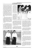 Entretien avec Hiroo Mochizuki - Aikidojournal - Page 4