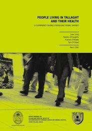 Tallaght Report - School of Medicine - Trinity College Dublin