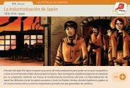 La industrialización de Japón - Manosanta