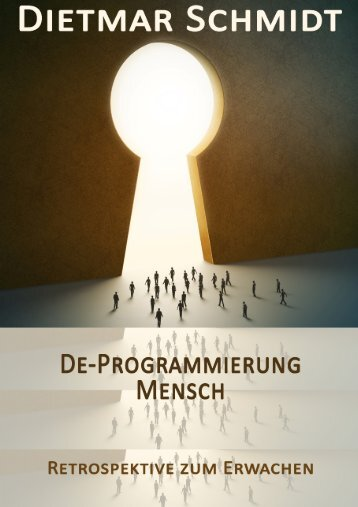 De-Programmierung Mensch (Arbeitstitel) - Setup your Soul