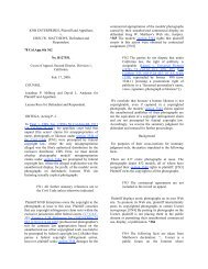 KNB ENTERPRISES, Plaintiff and Appellant, v ... - Right Of Publicity