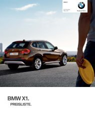 KPL 03-11 X1.indd - BMW Diplomatic Sales