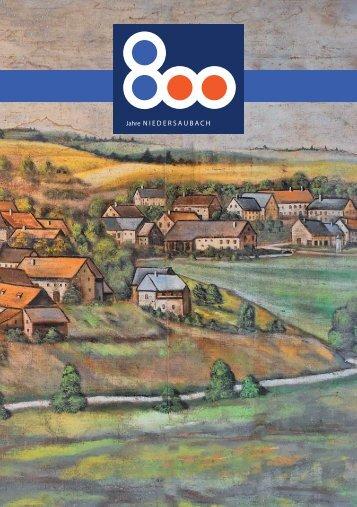 Festschrift - Historischer Verein Lebach EV