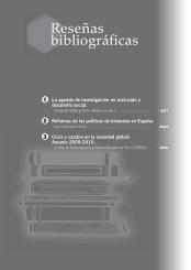 13 - RESEÑAS BIBLIOGRÁFICAS - Cáritas Española