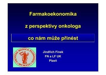 přednáška ke stažení soubor - Česká farmako-ekonomická společnost