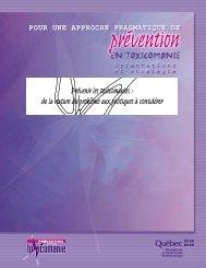 consulter ce document PDF. - Gouvernement du Québec