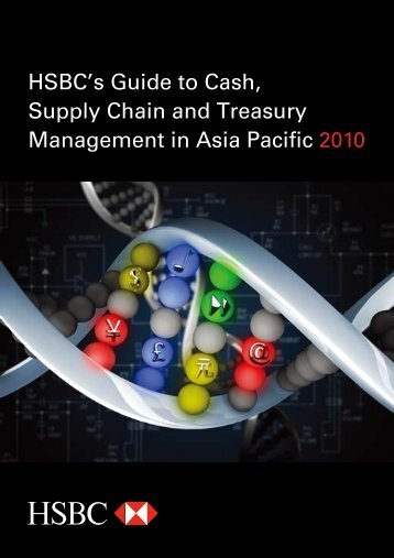 HSBC's Guide to Cash, Supply Chain and Treasury - HSBC Africa