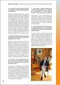 Apertura de la renovada sede social de Asepeyo - Page 5