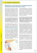 Apertura de la renovada sede social de Asepeyo - Page 6