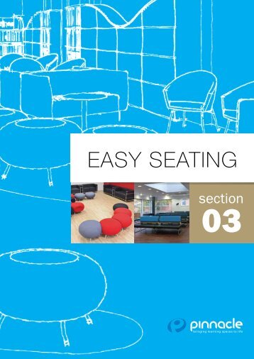 EASY SEATING - Pinnacle Furniture