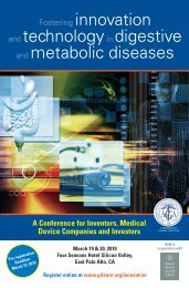 and technologyin digestive and metabolic diseases