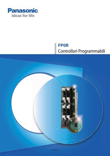 FP0R - Panasonic Electric Works Italia SRL