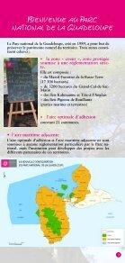 Untitled - Parc national de la Guadeloupe - Page 3