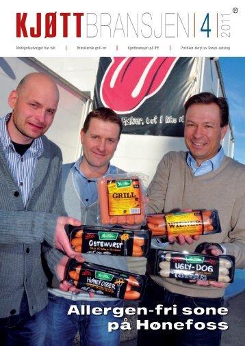 Bladet Kjøttbransjen nr 04 2011