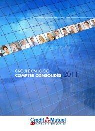 Decembre 2011 - Banque Fédérative du Crédit Mutuel