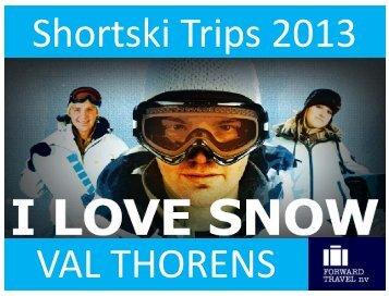 Inbegrepen tijdens Short-Ski : Vervoer per  slaapbus (40 ... - TC Vichte