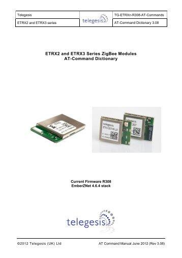 R308 AT Command Manual - wless.ru