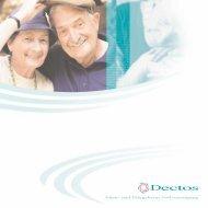 Alten- und Pflegeheim Vollversorgung - Dectos