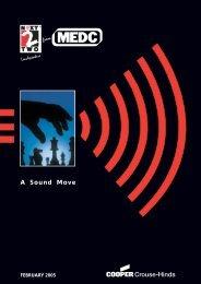 A Sound Move - Safeexit A/S