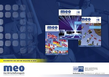Mediadaten 2013 - Aschendorff Medien GmbH & Co. KG