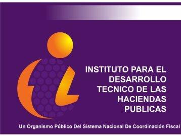 informe - Indetec