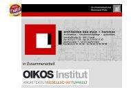 ener-plusenergiedorf080904.pdf (6,5 MB) - Architekten-Stein ...