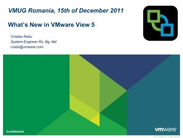 View - VMware Communities