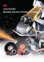 3M™ Type WA Rigid Grinding Discs - Mass Technologies Pte Ltd