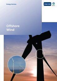 Offshore Wind - Metoc