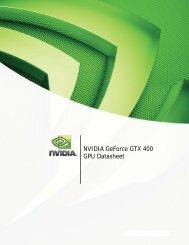 Data Sheet - Nvidia