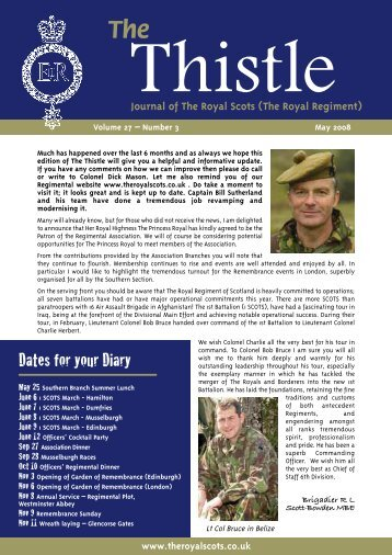 Download Now - The Royal Scots