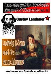 351 Landauer, Gustav - Börne und der Anarchismus