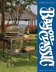 View Catalog - Bayou Classic