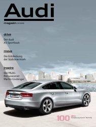 Audi Magazin 03 09