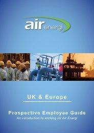 UK & Europe - Air Energi