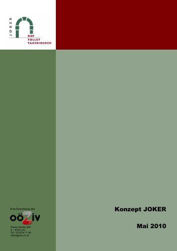 Konzept Joker 2010 - WE.G.E. 42