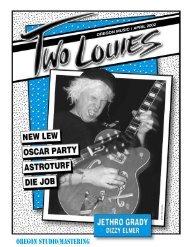 2L ID april studio 2002 - Two Louies Magazine