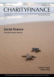 Social finance - Z/Yen