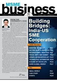 Building Bridges: - CII