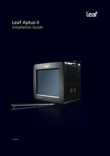 Installation Guide Full - Mamiya