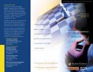 Brochure [pdf] - acasa - University of Pennsylvania