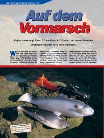 Vormarsch - Raubfisch