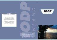 IODP Finland - Oulu