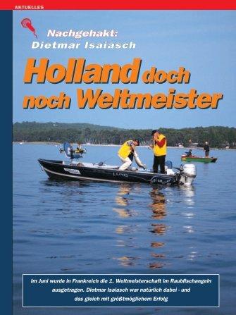 Nachgehakt: Dietmar Isaiasch - Raubfisch