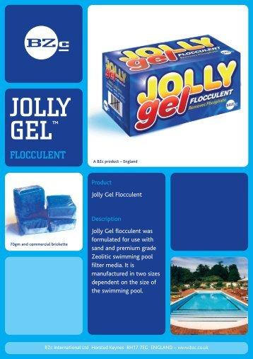JOLLY GEL™ - Piscina.it