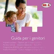 Guida per i genitori - Med-El
