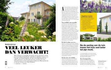 Mediterrane tuin, Veel leuker dan verwacht - Van Raaijen Hoveniers