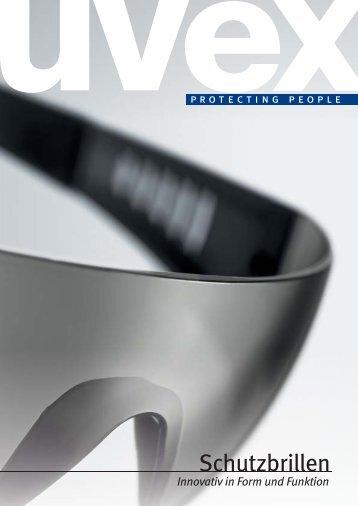 Schutzbrillen - UVEX SAFETY