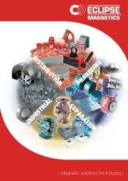 | Magnetic solutions for Industry | - Eclipse Magnetics